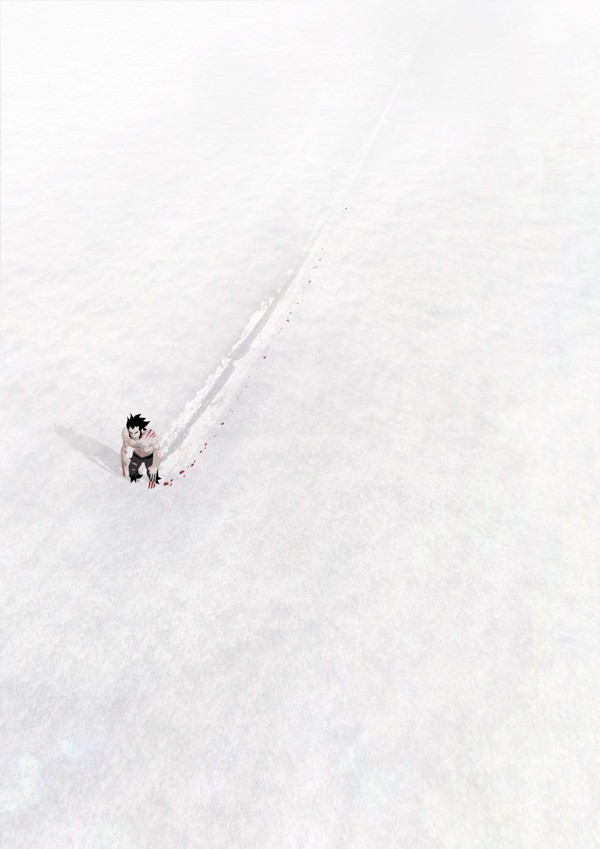 Lonely Wolverine by Cosmosnail - Superheroes, Comics