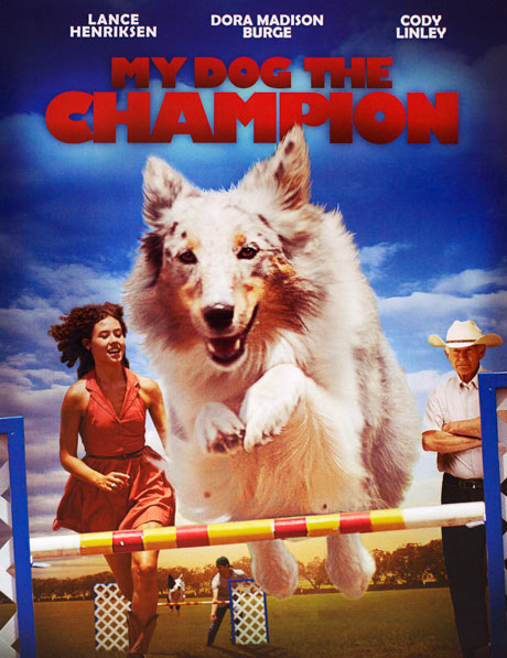 My Dog the Champion - Most Ridiculous Movie Posters from Cannes 2013