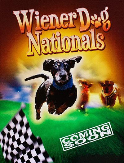 Wiener Dog Nationals - Most Ridiculous Movie Posters from Cannes 2013