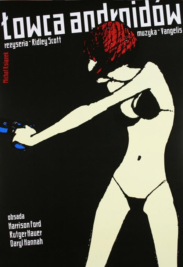 Polish Blade Runner Poster