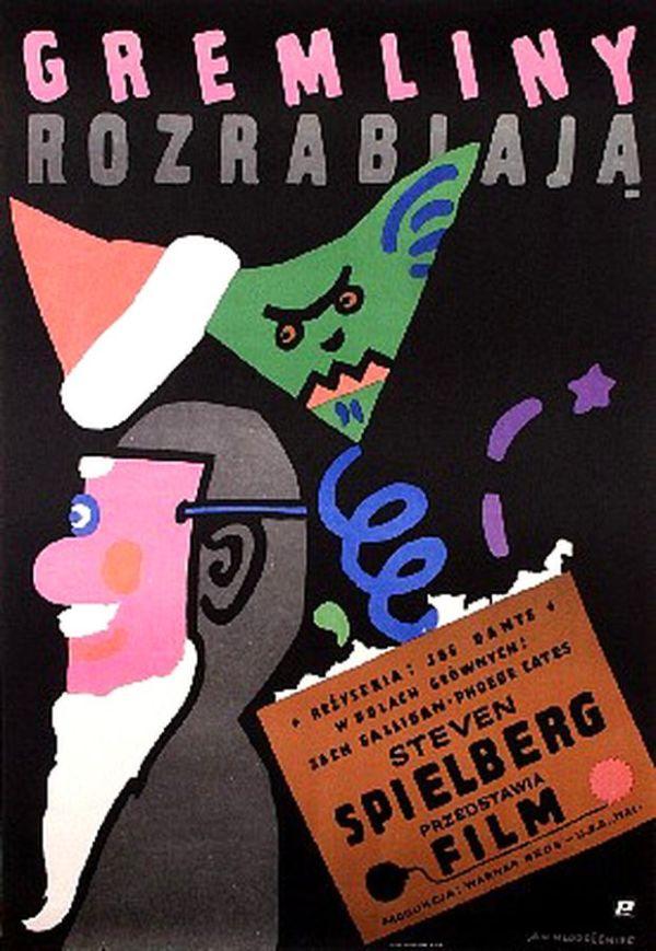 polish gremlins poster
