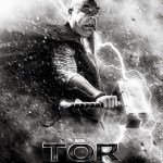 Tor: The Dark World Poster Featuring Tor Johnson as Thor