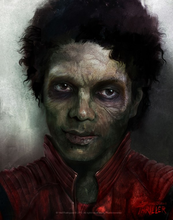Michael Jackson's Thriller by Vlad Rodriguez