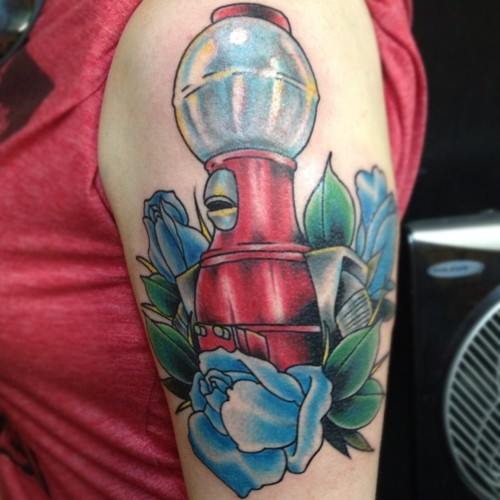 mst3k tom servo tattoo - mystery science theater 3000