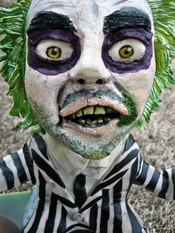 Betelgeuse - Beetlejuice Cake by Sweet Catastrophe Cakes