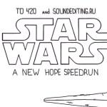 Amazing 60 Second Animated Speedruns of Classic Films