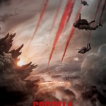 Official Godzilla (2014) Poster