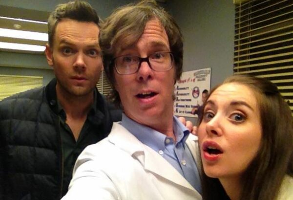 Ben Folds on Community