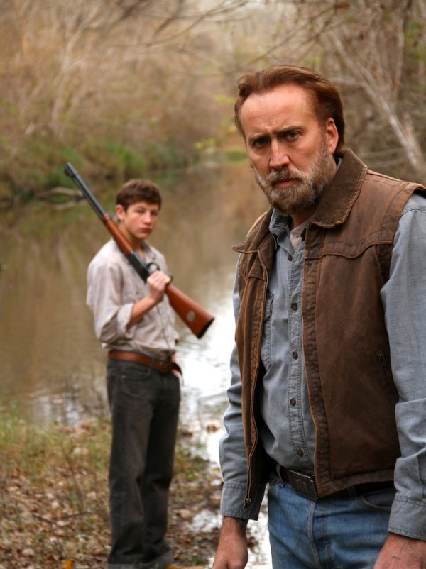 Joe starring Nicolas Cage