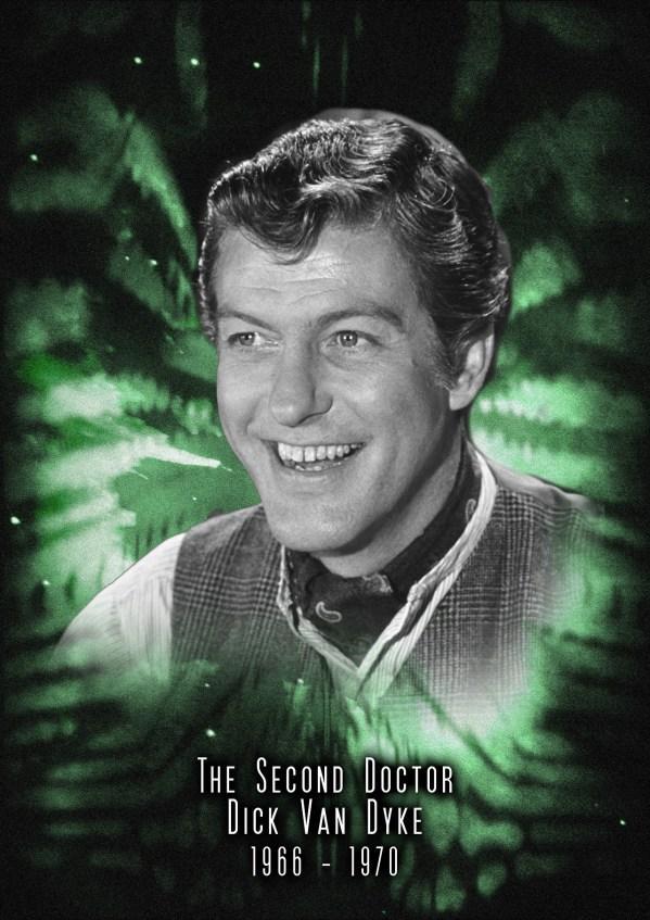American Doctor Who - Dick Van Dyke as the 2nd Doctor