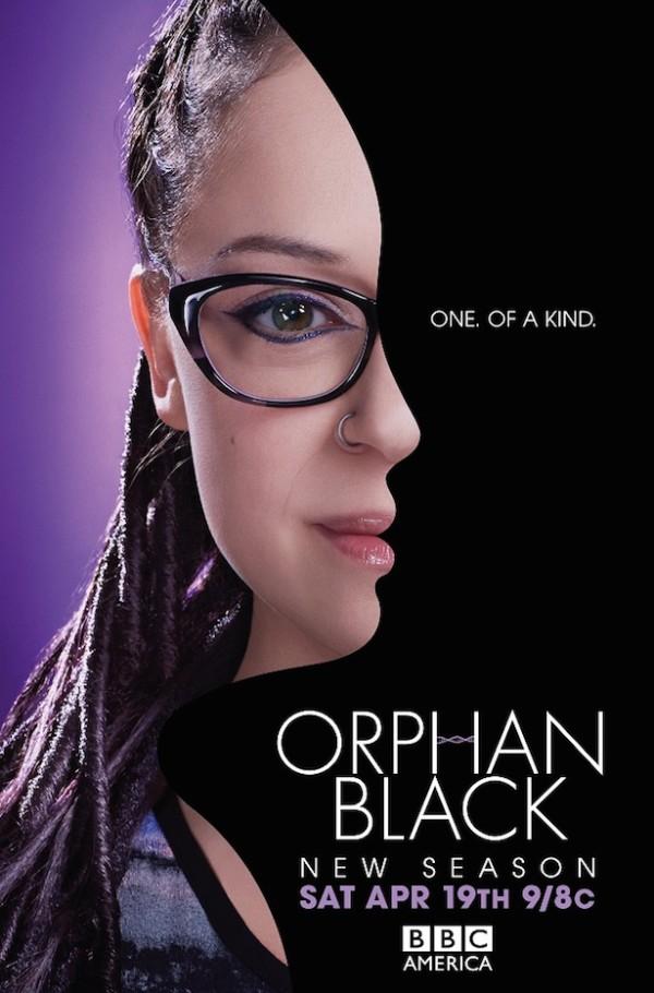 Orphan Black Season 2 Poster- Cosima Niehaus