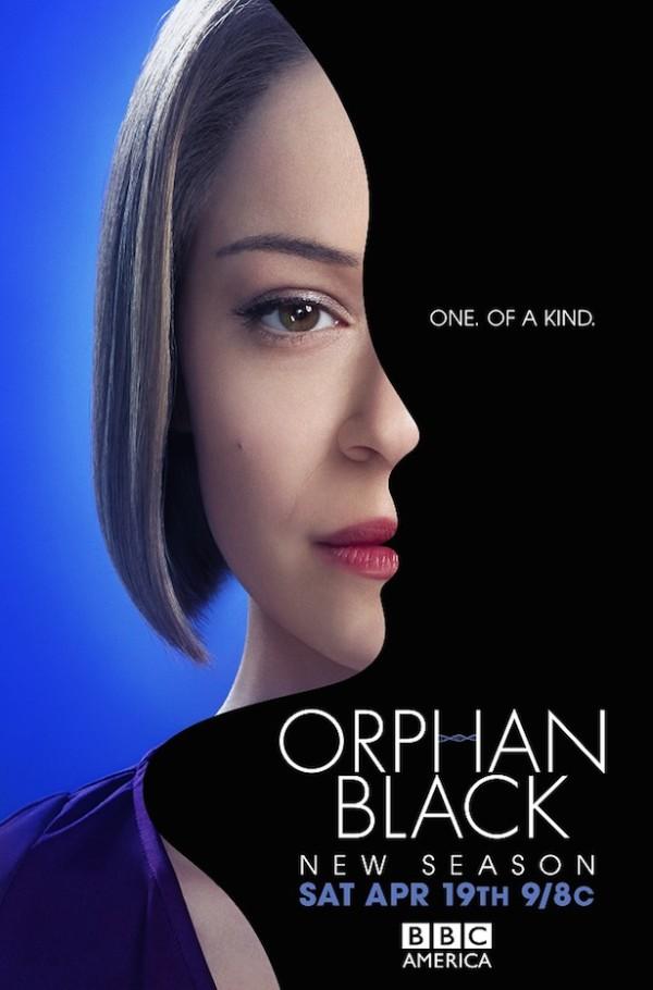 Orphan Black Season 2 Poster- Rachel Duncan
