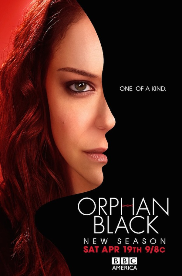 Orphan Black Season 2 Poster- Sarah Manning
