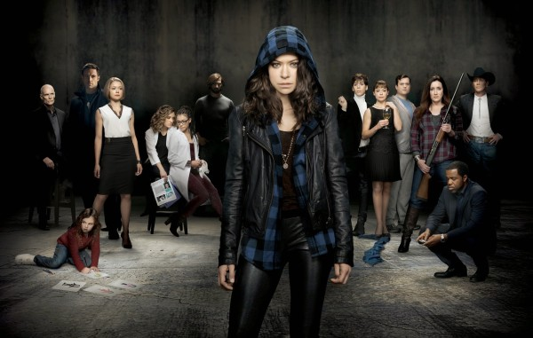 Orphan Black Season 2 Cast Poster