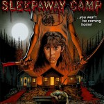 Sleepaway Camp Art by Nathan Thomas Milliner