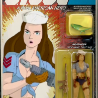 Tight Ship - Community: G.I. Jeff Action Figure