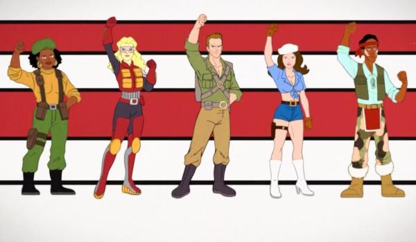G.I. Jeff Mutineers - Three Kids, Buzzkill, Wingman, Tight Ship, Fourth Wall