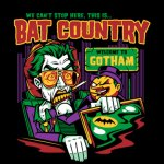 Joker and Penguin in Bat Country - Batman x Fear and Loathing in Las Vegas Mashup