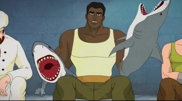 Shark Arms - Community: G.I. Jeff