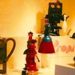 Pre-MST3K robots by joel hodgson