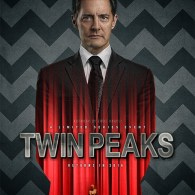Twin Peaks Poster by Emre Unayli - Agent Dale Cooper in the Red Room