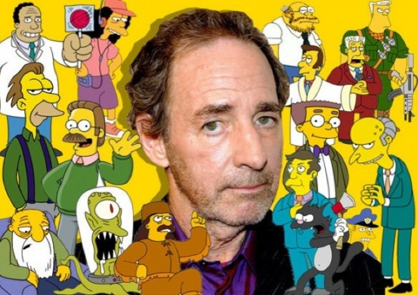 Harry Shearer Characters on The Simpsons
