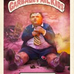 Adam Bomb - Garbage Pail Kids Adult Variant Series