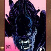 Alien 3 Card Illustrated by Tim Bradstreet