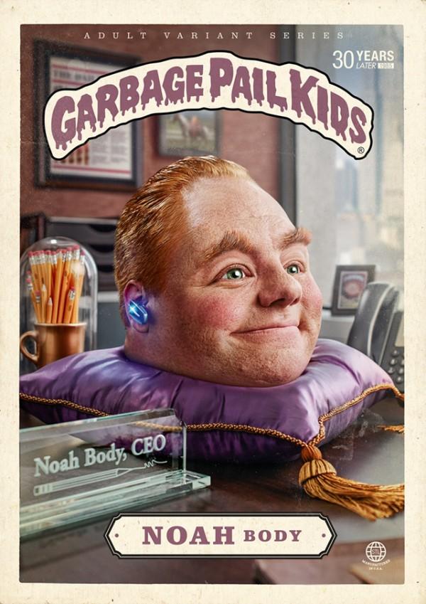 Noah Body - Garbage Pail Kids Adult Variant Series