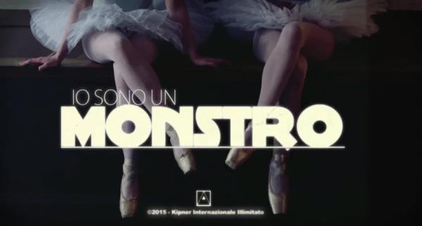 Music Video for Harrison Kipner's MONSTER directed by Kate Freund.