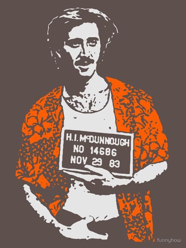 Nicolas Cage Raising Arizona H.I. Design