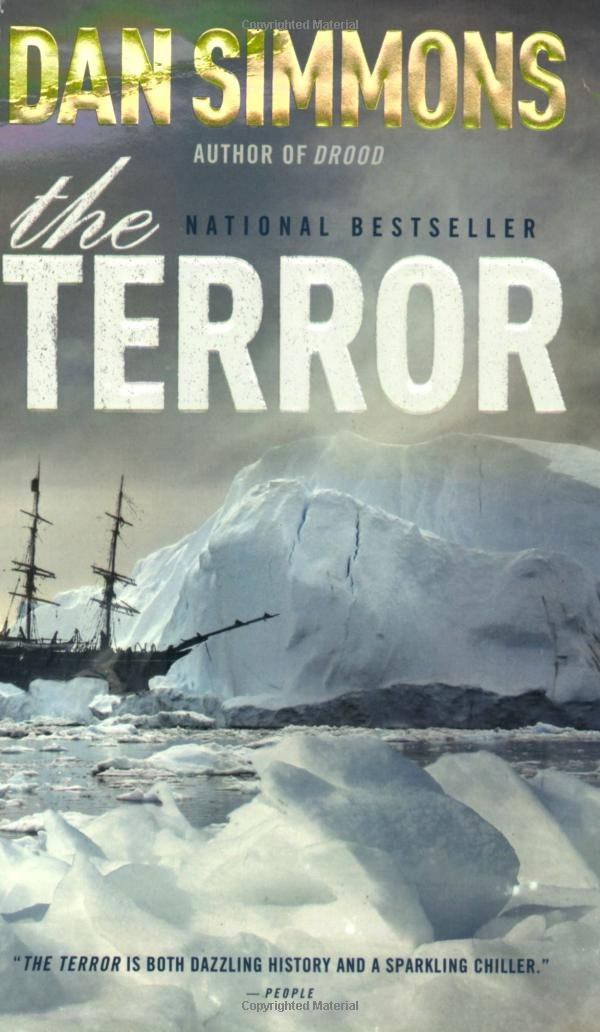 The Terror Book by Dan Simmons