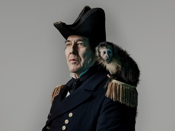 The Terror Ciaran Hinds Sir John Franklin
