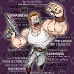 Riffed McNickname MST3K Space Mutiny David Ryder