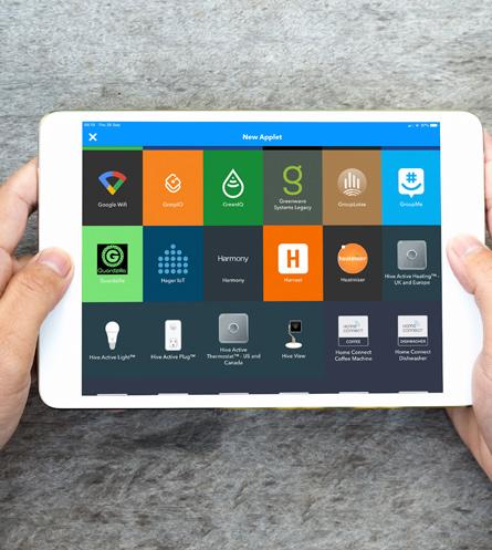 Softver za pametnu kuću - IFTTT