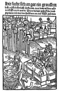 Nuremberg Pamphlet 1499