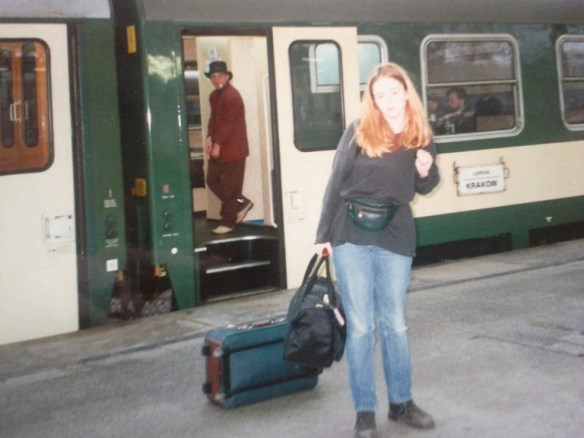 Getting Harassed on Polish Trains (1994) - Isla McKetta's Collection