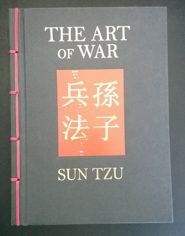 A Killer Detail: The Art of War