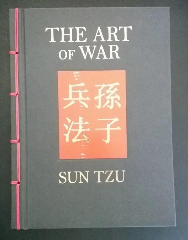 A Killer Detail: The Art of War