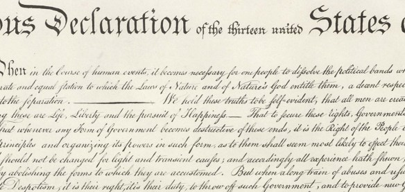 The Declaration of Independence (1776) - Wikipedia