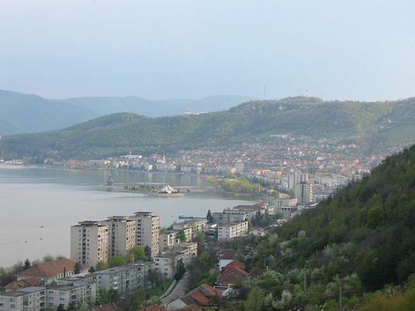 The Danube at Orşova - Wikipedia