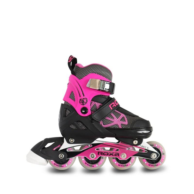 heart alu kid pattini a quattro ruote bambina roxa 2020
