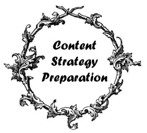 Content Strategy Preparation