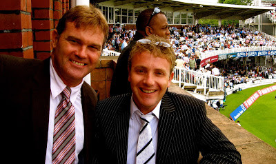 My NZ Herald Tribute To Martin Crowe - How He Used To Request Michael Buble Songs On My Radio Show