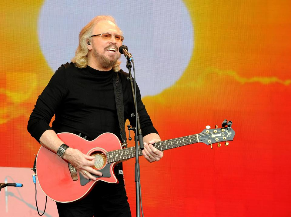 After Breaking Records At Glastonbury, Could Barry Gibb Be Teaming Up With Nile Rodgers?