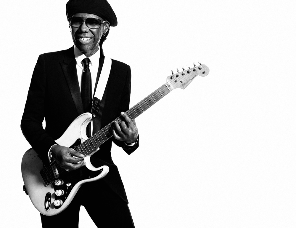 Happy 65th To The Coolest Man In Music - A Coast Soul Special For Nile Rodgers