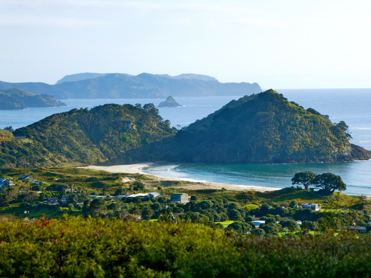 New Zealand's Great Barrier Island - My Let's Travel Mag Top 30 Photos From This 'Last Great Wilderness'