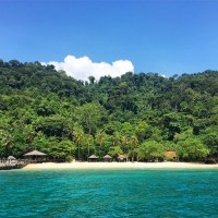 A 5-Star Eco-Resort In Untouched Malaysian Jungle - Japamala On Tioman Island