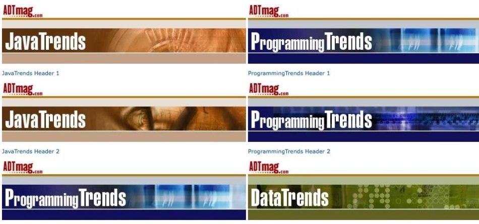 newsletter headers series