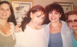 Photo of Roxxanne, Amira, Sahra and Samasem